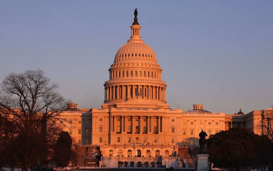 Congress Approval Hits Four-Year High — Do You Approve?