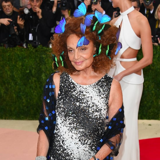 Facts About Diane von Furstenberg