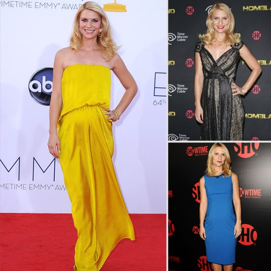 Claire Danes Welcomes Baby Cyrus! See Her Glam Maternity Style