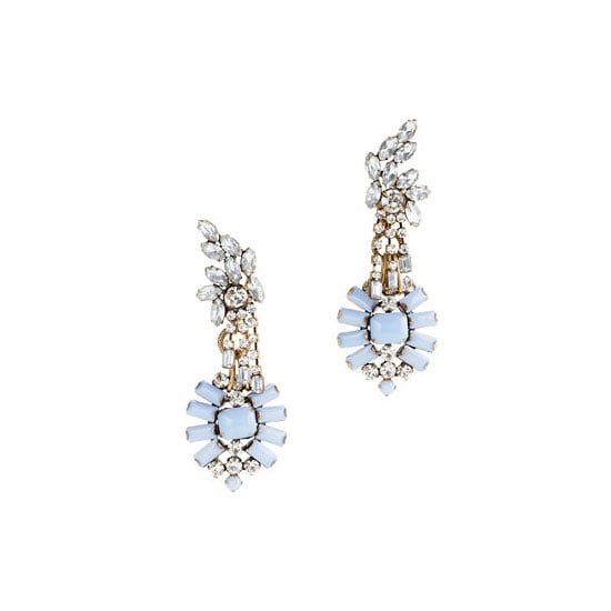 Earrings, approx $162, Lulu Frost for J.Crew at J.Crew