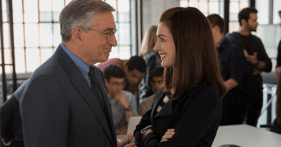 'The Intern' Proves We Should All Unplug A Little Bit More