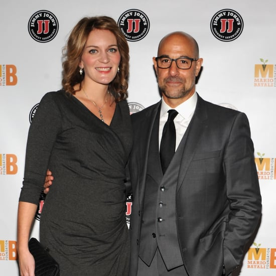 Stanley Tucci's Wife Felicity Blunt Is Pregnant