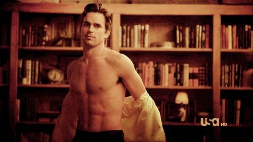 Oh, and This Shirtless Moment