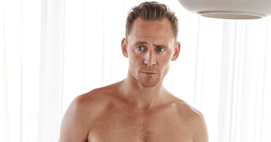 Tom Hiddleston Is Basically Naked in This Photo Spread, and We Get It, Taylor!