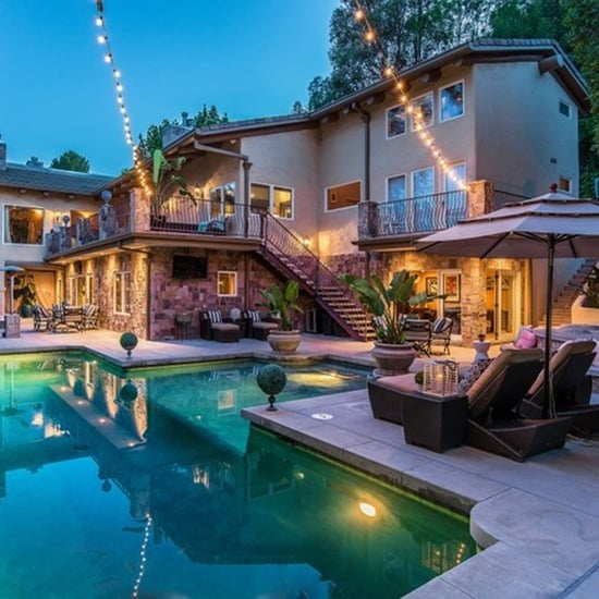Pictures of Nick and Vanessa Lachey's Encino, CA, Home