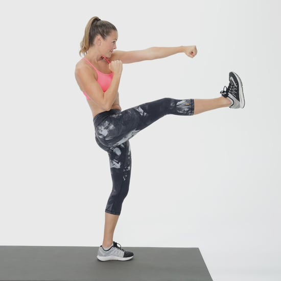 How to Do a Reverse Lunge Kick