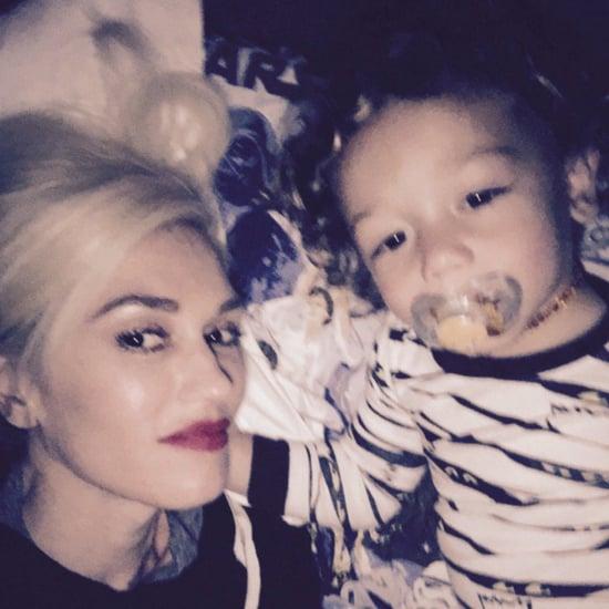 Gwen Stefani's Son Apollo Talks About Her Album Video