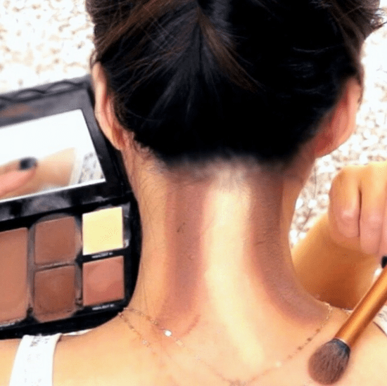 How to Contour Your Neck