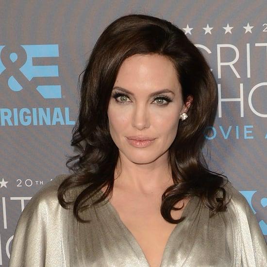 Angelina Jolie Interview Quotes Elle Magazine 2015