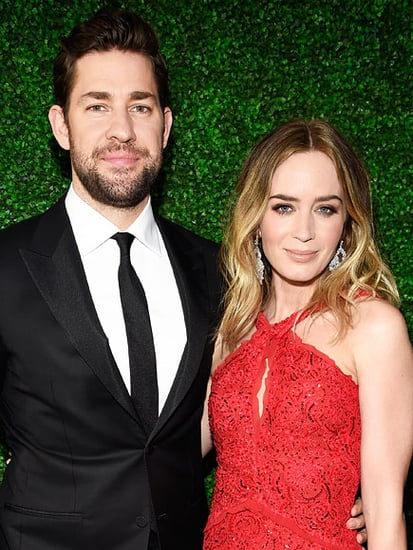 Critics' Choice Awards: John Kraskinski Crashes Emily Blunt's Acceptance Speech for a Kiss