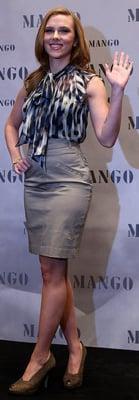 Celeb Style: Scarlett Johansson