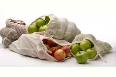 Casa Verde: Eco Bags Reusable Produce Bags