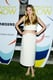 Shailene Woodley bared her midriff in crisp white separates at The Hollywood Reporter's Montauk event.