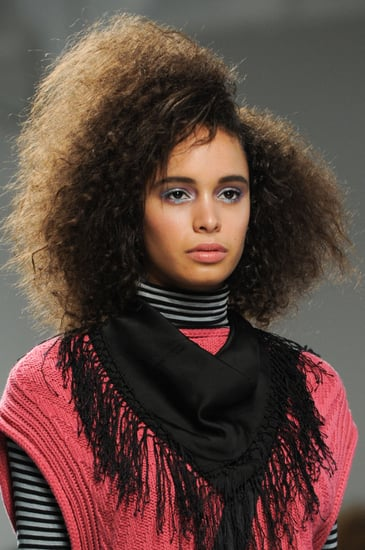 Fun and Flirty Beauty Looks From The Tracy Reese Runways