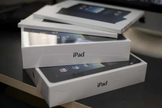 Israel Approves iPads
