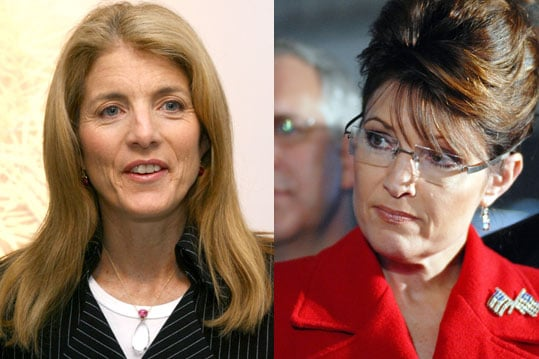 Briefing Book! Caroline Kennedy Is No Sarah Palin