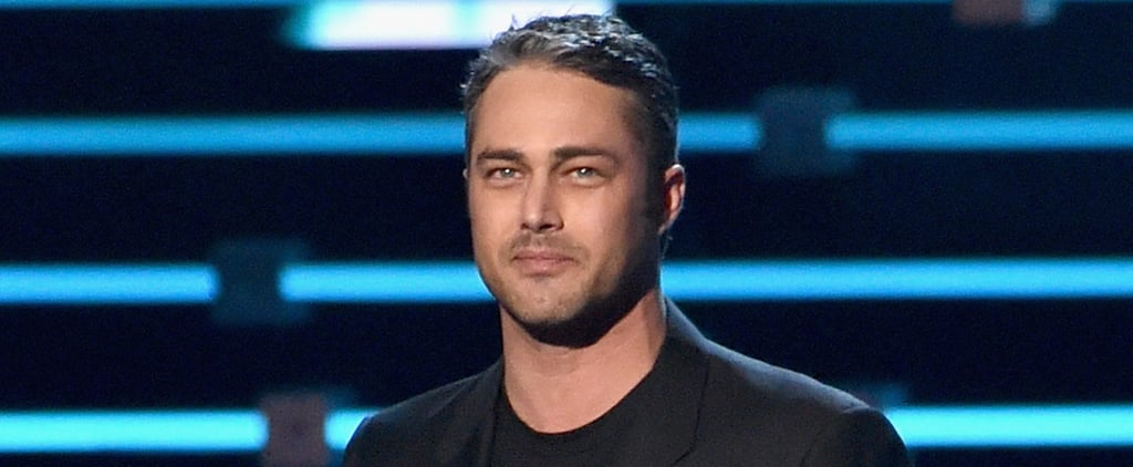 Taylor Kinney Thanks His Mom and Lady Gaga in His Sweet PCAs Acceptance Speech