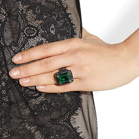 Best Cocktail Rings For Holiday Parties 2012