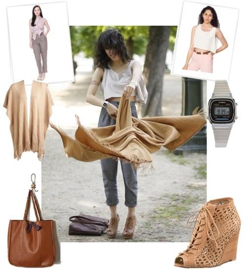 Adeline Rapon Street Style — Spring 2011 Inspiration