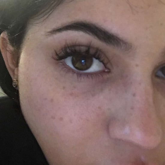 Kylie Jenner Shows Her Freckles on Snapchat