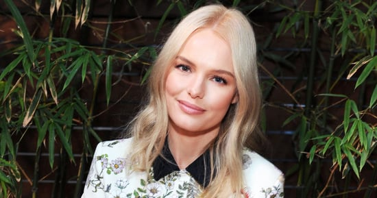 Kate Bosworth Wears Florals from Head to Toe in Pantsuit: Love It or Hate It?