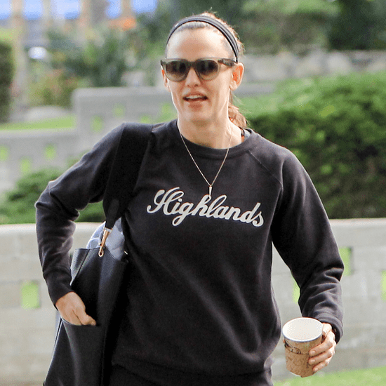 Jennifer Garner in LA April 2016