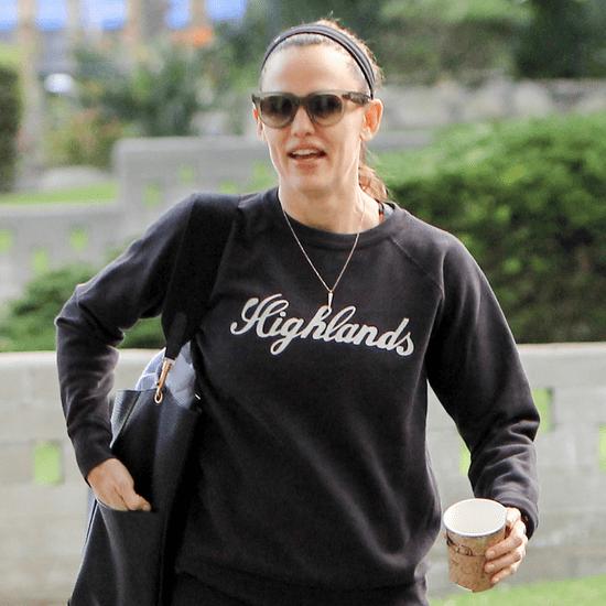 Jennifer Garner in LA April 2016