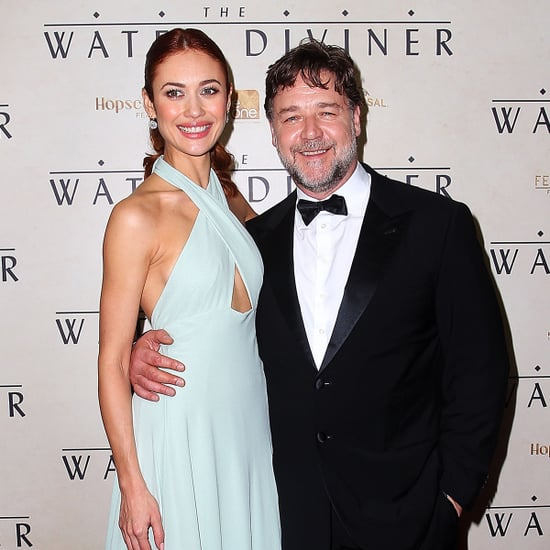 Russell Crowe Interview at The Water Diviner World Premiere