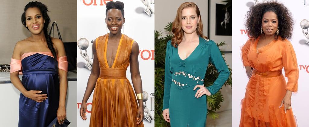 Kerry, Lupita, and Amy Are Award-Winning Before the Oscars