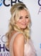 Kaley Cuoco Pulls Double Duty as PCA Host and Nominee in Pink