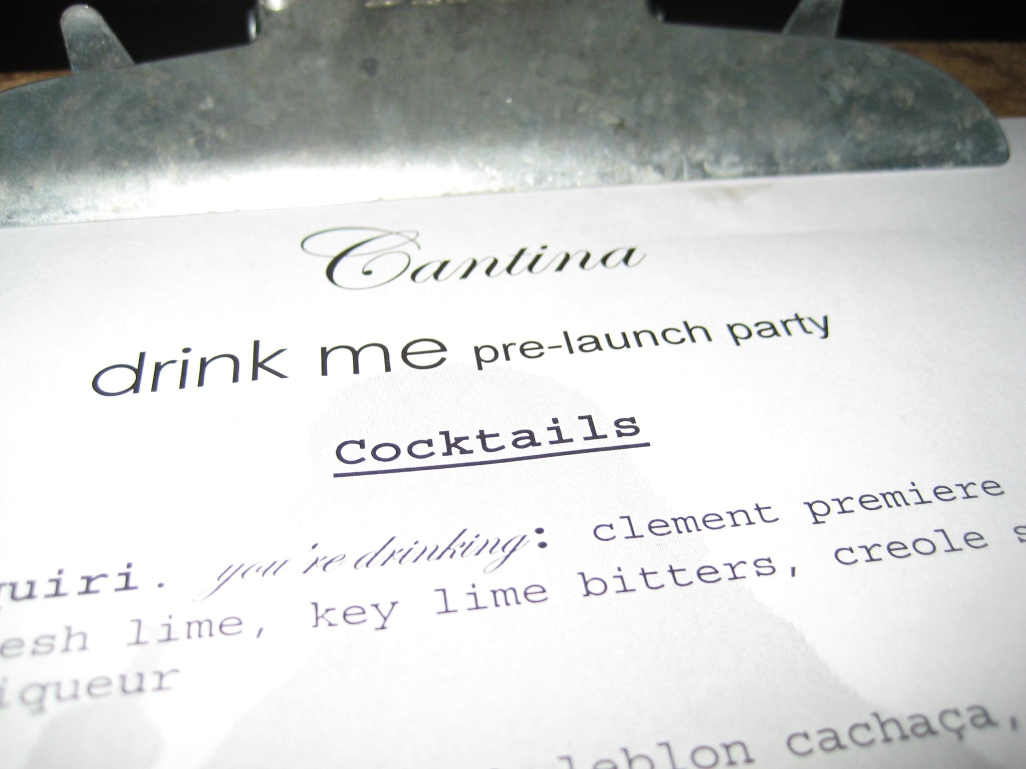 Drink Me Magazine Pre Launch Party