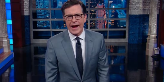 Stephen Colbert Breaks Down Exactly Why Gandalf Doesn't Do Weddings