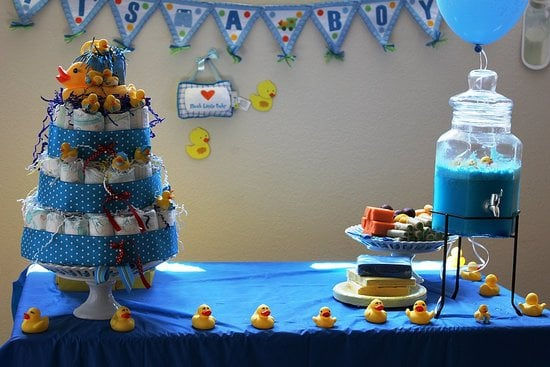 A Rubber Duckie Theme