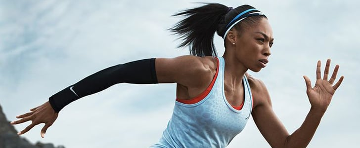 Here's What Olympian Allyson Felix Says Will Make You a Better Runner