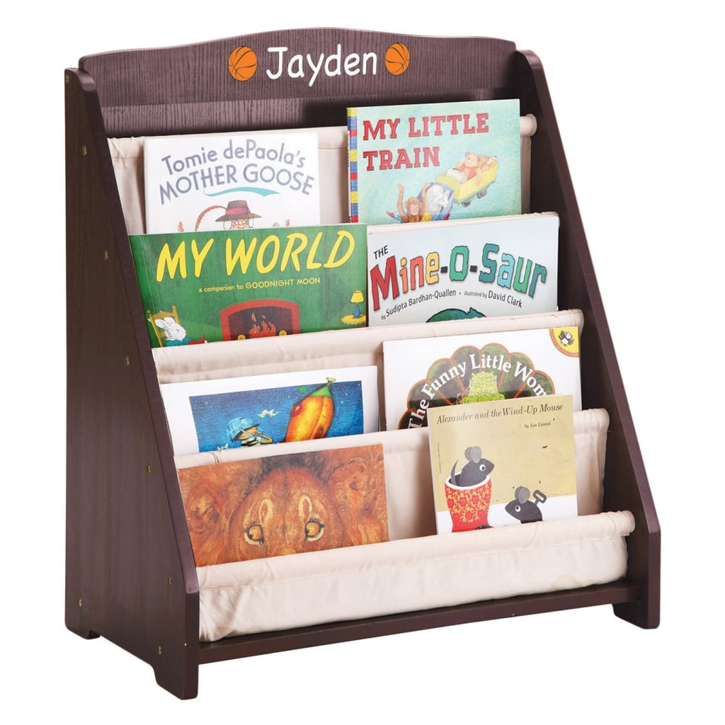 Personalized Playful Theme Book Display