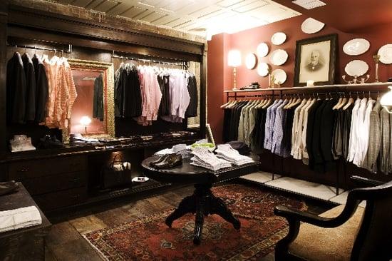 Billy Reid Opens In New York