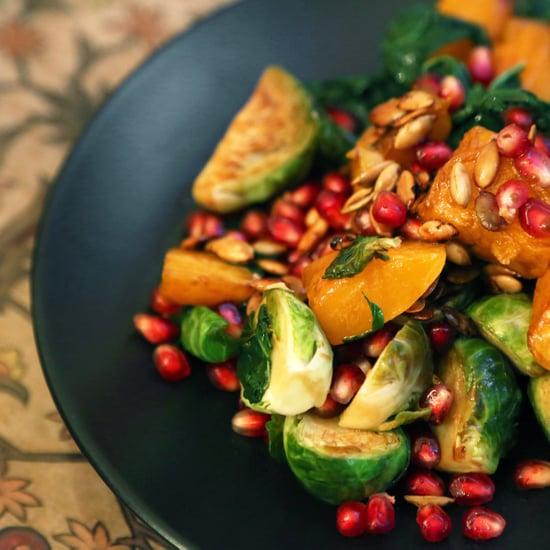 The Ultimate Autumn Mason Jar Salad