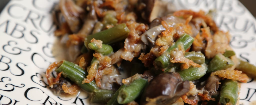 Slow Cook the Most Indulgent Green Bean Casserole This Thanksgiving