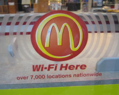 Where Is the Strangest Place You've Seen WiFi?
