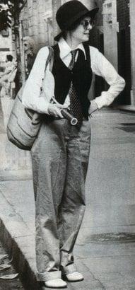 Fabcon: Diane Keaton