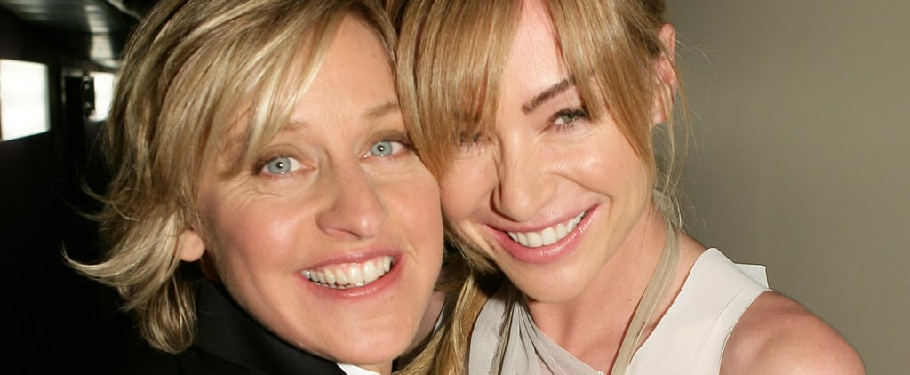 Ellen DeGeneres and Portia de Rossi's Love Story, in Their Own Words