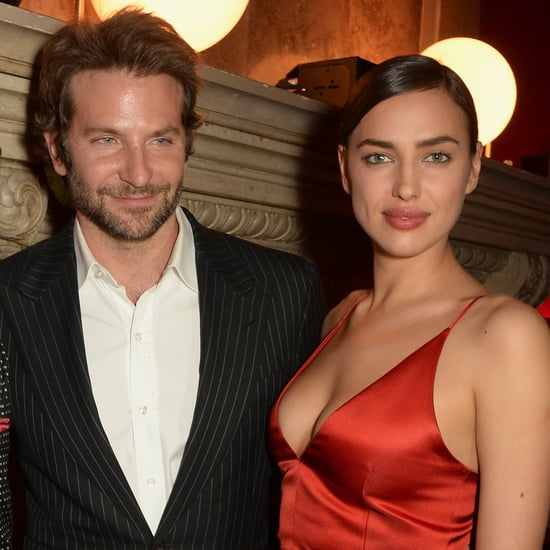 Bradley Cooper and Irina Shayk at Paris Fashion Week 2016