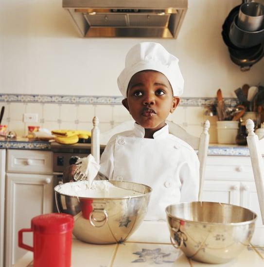 Kiddie Foodies, a Growing Trend, Face Backlash