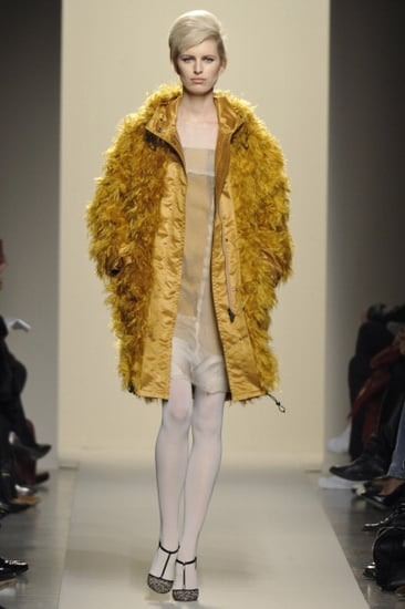 Fall 2011 Milan Fashion Week: Bottega Veneta
