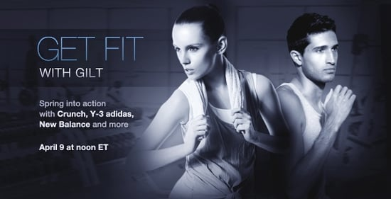 Gilt Groupe Offers Discounted Fitness: Get Fit With Gilt