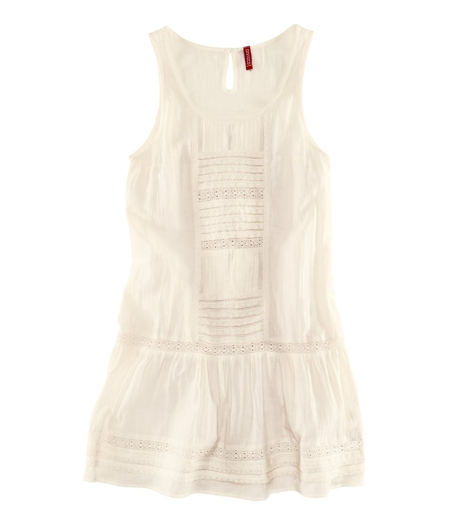 The perfect LWD to rely on from weekends at the beach to errands at home.  H&M Dress ($25, available in stores)