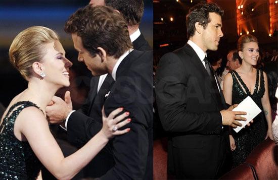 Photos of Scarlett Johansson And Ryan Reynolds