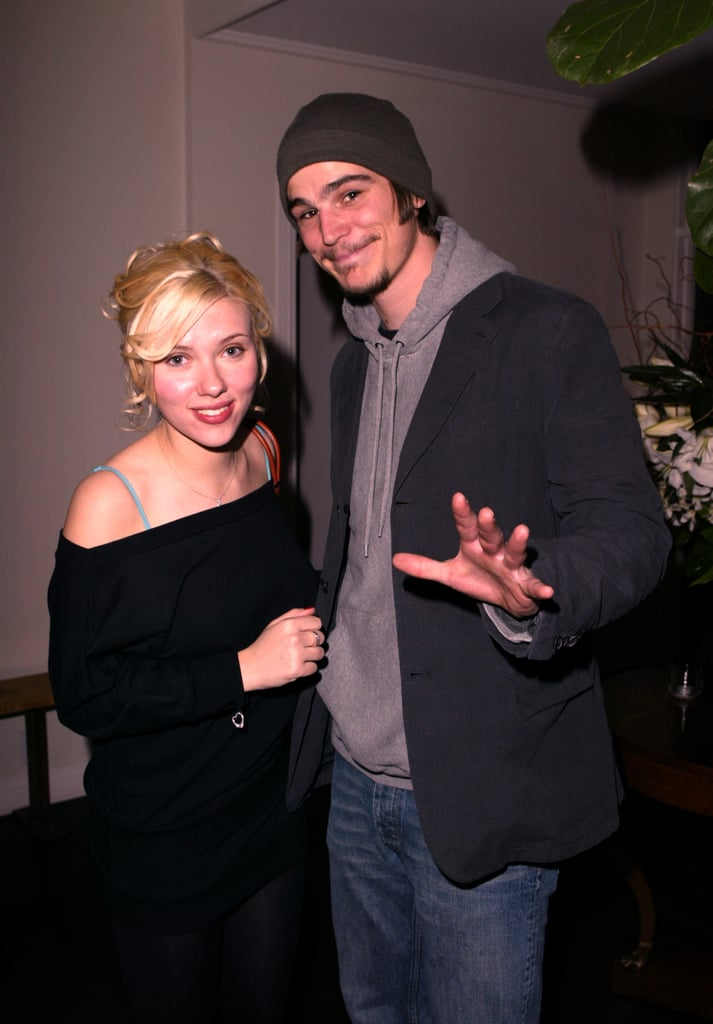Even Scarlett Johansson Was Digging Him