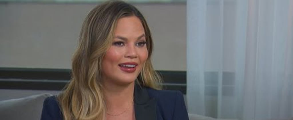 "Chrissy Teigen Gushes About Baby Luna: ""It's the Little Smiles That Get You"""