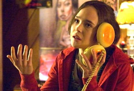 Oscar Worthy Gadgets: Juno's Hamburger Phone